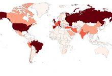 Photo of El mapa mundial del coronavirus: más de cinco millones de casos y más de 345.000 muertos en todo el mundo