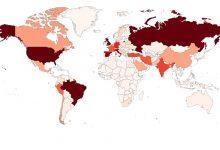 Photo of El mapa mundial del coronavirus: más de 5,6 millones de casos y más de 356.000 muertos en todo el mundo