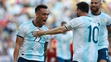 Photo of Scaloni quiere que Messi y Lautaro Martínez jueguen juntos en Barcelona