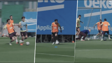 Photo of [VIDEO] Messi la recuperó, corrió a toda velocidad y trolleó a Ter Stegen
