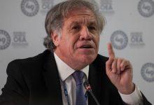 Photo of Almagro asume segundo mandato en OEA en medio de pandemia
