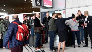 Photo of Ni cuarentena, ni termómetros: pasajeros desconcertados en el aeropuerto de París