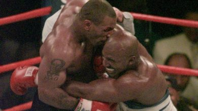 Photo of Mike Tyson: Estaba drogado cuando le arranqué parte de una oreja a Evander Holyfield