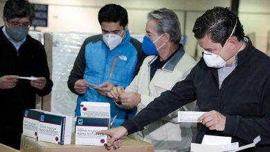 Photo of El gobierno nacional adquiere más de 400 mil pruebas rápidas para detección de COVID-19