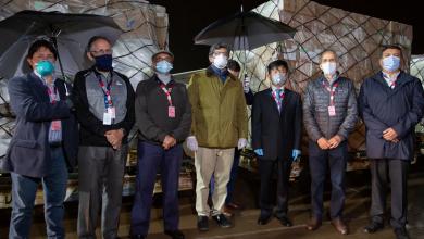 Photo of Arribaron 18 respiradores desde China y más cooperación viene en camino