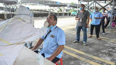 Photo of En la escuela o en la oficina, China multiplica los tests del coronavirus