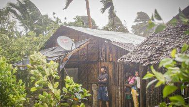 Photo of Un tifón golpea Filipinas, donde se complican las evacuaciones debido a la pandemia