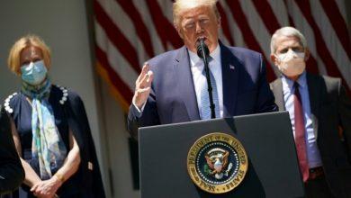 Photo of Trump espera tener vacuna contra COVID-19 para fin de año o «quizás antes»
