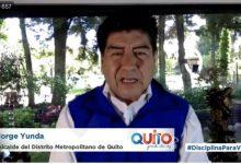 Photo of Jorge Yunda pide se investiguen denuncias de corrupción hechas por exalcalde Roque Sevilla