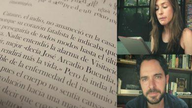 Photo of Actores latinos leen un fragmento de «Cien años de soledad» en cortometraje