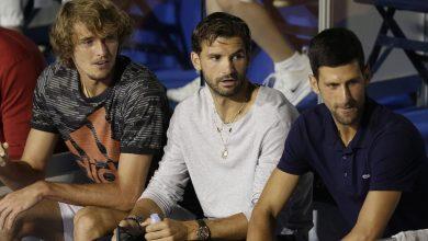 Photo of En riesgo la competencia ATP: Dimitrov da positivo de COVID-19