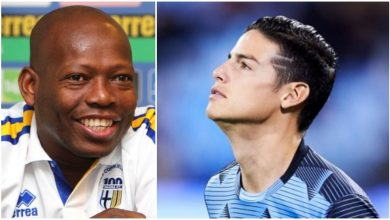 Photo of [VIDEO] 'Tino' Asprilla: Si yo fuese James mando a Zidane a comer mierda