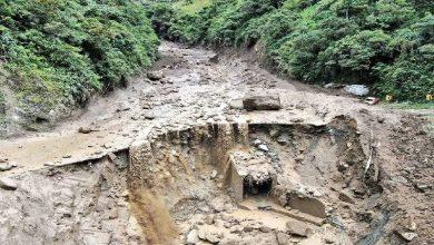 Photo of Afectaciones en carreteras de la Sierra por aluviones y deslizamientos de tierra
