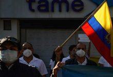 Photo of Pasajeros de Tame EP piden devolución por vuelos no realizados