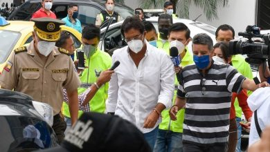 Photo of Fiscalía detiene al prefecto Carlos Luis Morales, en el marco de investigación por presunto tráfico de influencias