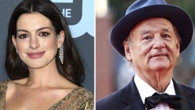 Photo of Anne Hathaway y Bill Murray protagonizarán «Bum's Rush» de Aaron Schneider
