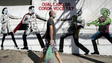 Photo of Brasil rebasa el millón de casos confirmados de COVID-19
