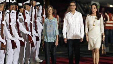 Photo of Pareja presidencial de Honduras la primera en América con COVID-19