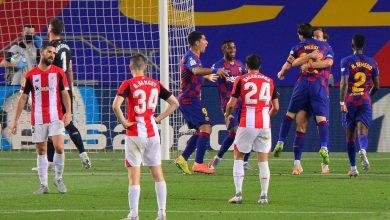 Photo of El peor partido del FCBarcelona en el año: le ganó de milagro (1-0) al Athletic Club