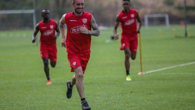 Photo of Barcelona continúa con sus entrenamientos intensificando lo físico