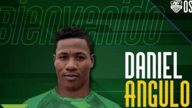 Photo of OFICIAL: Daniel Angulo, nuevo jugador de Orense SC
