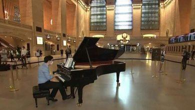 Photo of La Grand Central de Nueva York celebra la reapertura con concierto de piano