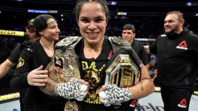Photo of Amanda Nunes agranda su leyenda tras aplastar a Felica Spencer
