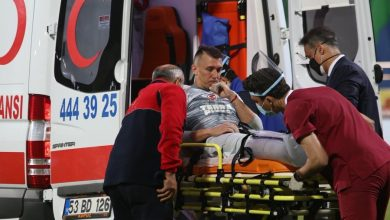 Photo of Grave lesión de Fernando Muslera en el fútbol de Turquía