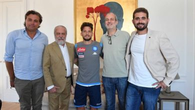 Photo of Dries Mertens renovó su contrato con el Napoli hasta el 2022