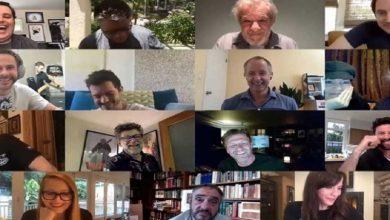 Photo of Elenco de 'El señor de los anillos' se reúne de forma virtual
