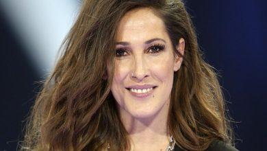 Photo of La cantante española Malú, madre de una niña