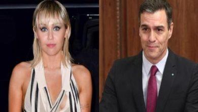 Photo of Sánchez a Miley Cyrus: España tiene un compromiso fuerte con los vulnerables