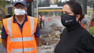 Photo of Fiscalía de Pichincha abre investigación previa por peculado contra prefecta Paola Pabón