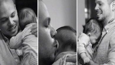 Photo of El cantante puertorriqueño Residente le dedica un vídeo a su hijo Milo