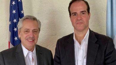 Photo of Alberto Fernández cuestionó a Estados Unidos y dijo que extraña a Chávez, Evo Morales y Correa