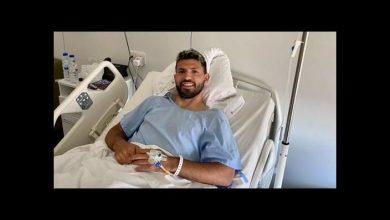 Photo of El Kun Agüero desde el hospital: «Todo salió bien»