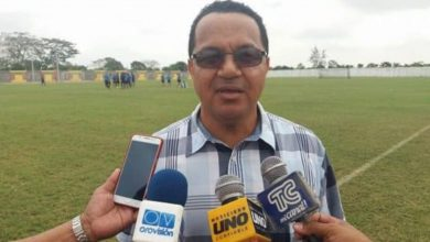 Photo of Luto en el fútbol nacional: Falleció José Aroca, presidente de Fuerza Amarilla