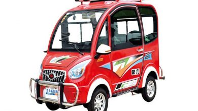 Photo of Así es Chang Li, el auto eléctrico más barato del mundo que se vende a 930 dólares