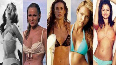 Photo of Icónicos bikinis y bañadores en la historia del cine