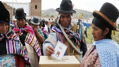 Photo of Áñez confirma que promulgará ley para elecciones en Bolivia