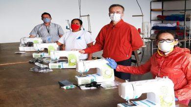 Photo of Corporación internacional da una mano a iniciativas locales de confección de prendas de protección ante la emergencia sanitaria