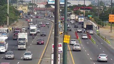 Photo of Este martes 2 de junio, en semáforo rojo circulan carros con placas terminadas en 3, 4, 5 y 8; en semáforo amarillo con placas pares