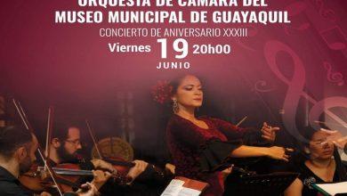 Photo of Concierto de Aniversario XXXIII de la Orquesta de Cámara del Museo Municipal de Guayaquil