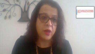Photo of Presidenta del CES reconoce que utilizó de manera inadecuada la expresión 'cholo'; dice que sus palabras no fueron dirigidas a Candell sino a un objeto