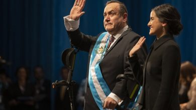 Photo of Ciento cincuenta contagios en casa presidencial de Guatemala