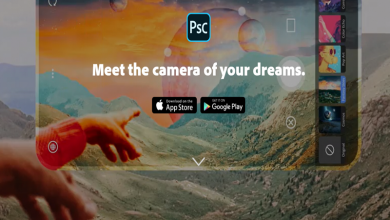 Photo of Adobe lanza una app llamada Photoshop Camera y pone en apuros a Snapchat, Tiktok e Instagram