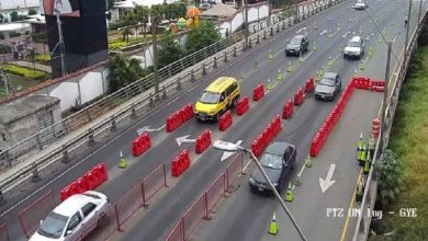 Photo of Este jueves 4 de junio, en semáforo rojo puede circular vehículos cuyas placas terminan en 6, 7 , 8 y 0; en amarillo placas pares