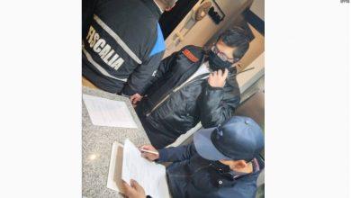 Photo of Director del Secob en la Unidad de Flagrancia como parte de investigación por delincuencia organizada