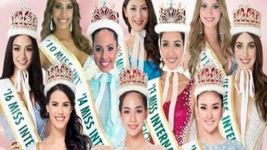 Photo of ¡Oficial! Miss Internacional cancela su edición 2020 por el coronavirus