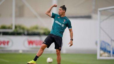 Photo of Cristiano Ronaldo llegó 4 horas antes a la práctica de Juventus